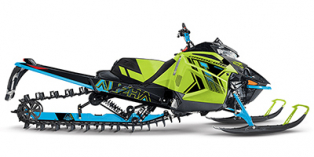 2021 Arctic Cat M 8000 Hardcore Alpha One 165 3.0
